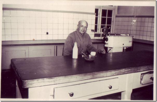 Køkkenkarl Peter Jensen