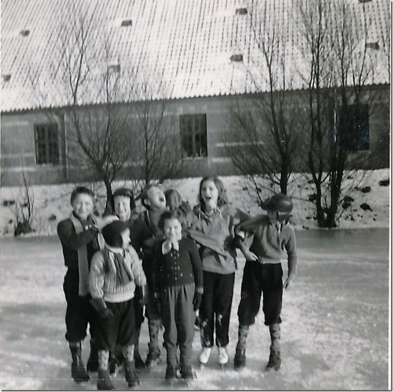 Skøjteløberne i Vemmetofte