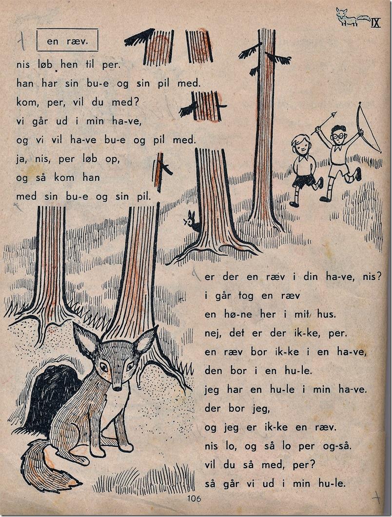 Vemmetofte skole læse- og skrivebog 1950 (3)